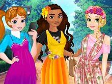 Princess Shirts & Dresses