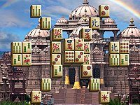 Greatest Temples Mahjong