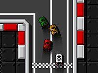 Retro Pixel Racers
