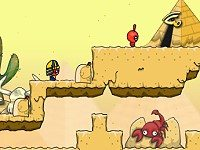 Dibbles 3 - Desert Despair