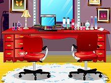 Make Up Studio Decoration