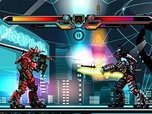 Battle Robot Samurai Age