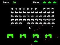 Space Invaders Duel