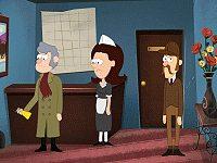 Sherlock Holmes - TeaShop