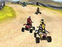 3D Quad Racing