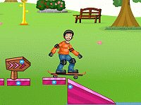 Skate Park Ride