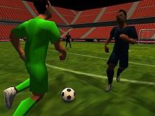 3D Soccer Champions