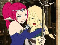 Manga Creator Fantasy Worldpage.3