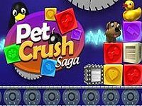 Pet Crush Saga