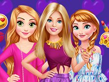 Ellie Princesses Meet-Up