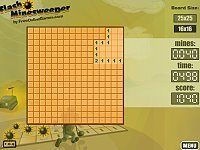Flash Minesweeper
