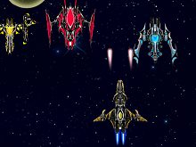 Alien Galaxy War