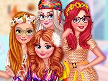 Princesses Back To 70s