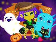 Spooky Friends Adventure