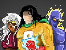 Guess the Pixel: Comics