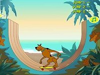 Scooby Doo - Big Air