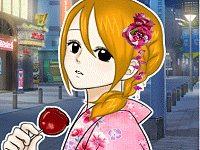 Shoujo Manga Avatar Creator: Matsuri
