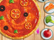 Veggie Pizza Challenge