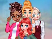 Princesses Funky Squad