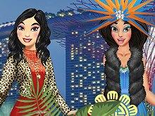 Crazy Rich Asian Princesses