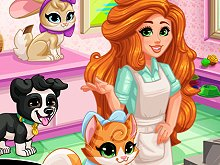 Jessie's Pet Shop