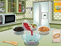 Sara's Cooking Class: Fruitcake
