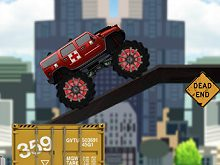 Monster Truck: Invervention Squad