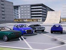 Project Car Physics Simulator Sandboxed: Berlin