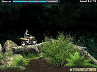 Jungle ATV