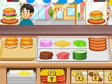 Burger Shop Mobile