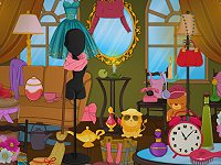 Fashionista Hidden Objects