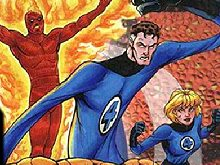 Fantastic Four Trivia Quiz