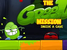 The Green Mission Inside a Cave