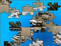Jigsaw Crocodile